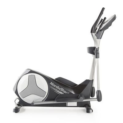 Nordic Track E9.2 Elliptical - Side View