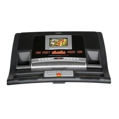 NordicTrack Elite XT Folding Treadmill Console