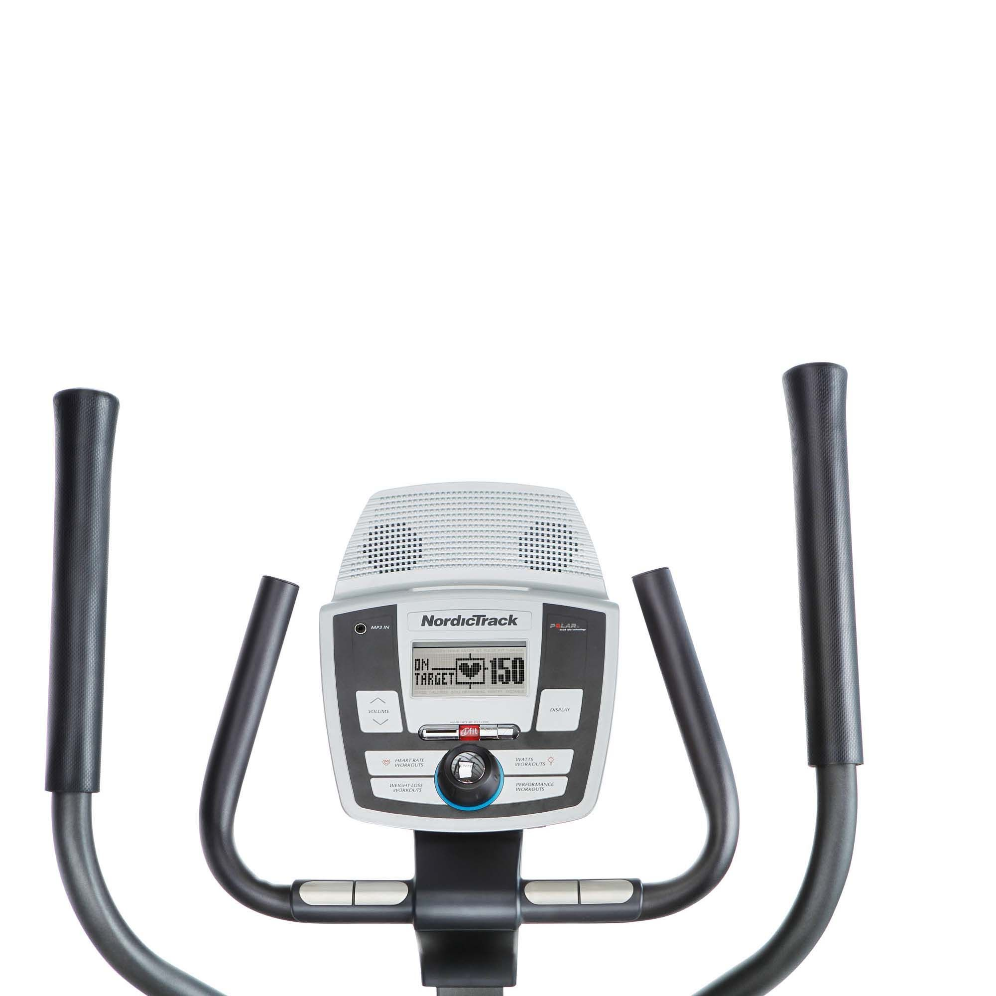 NordicTrack E4.0 Elliptical Cross Trainer
