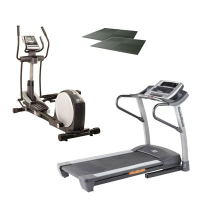 NordicTrack Home Fitness  Package