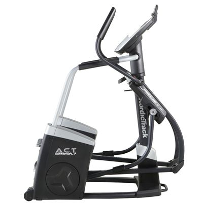 NordicTrack A.C.T. Commercial 7 Elliptical Cross Trainer 2019 - Side