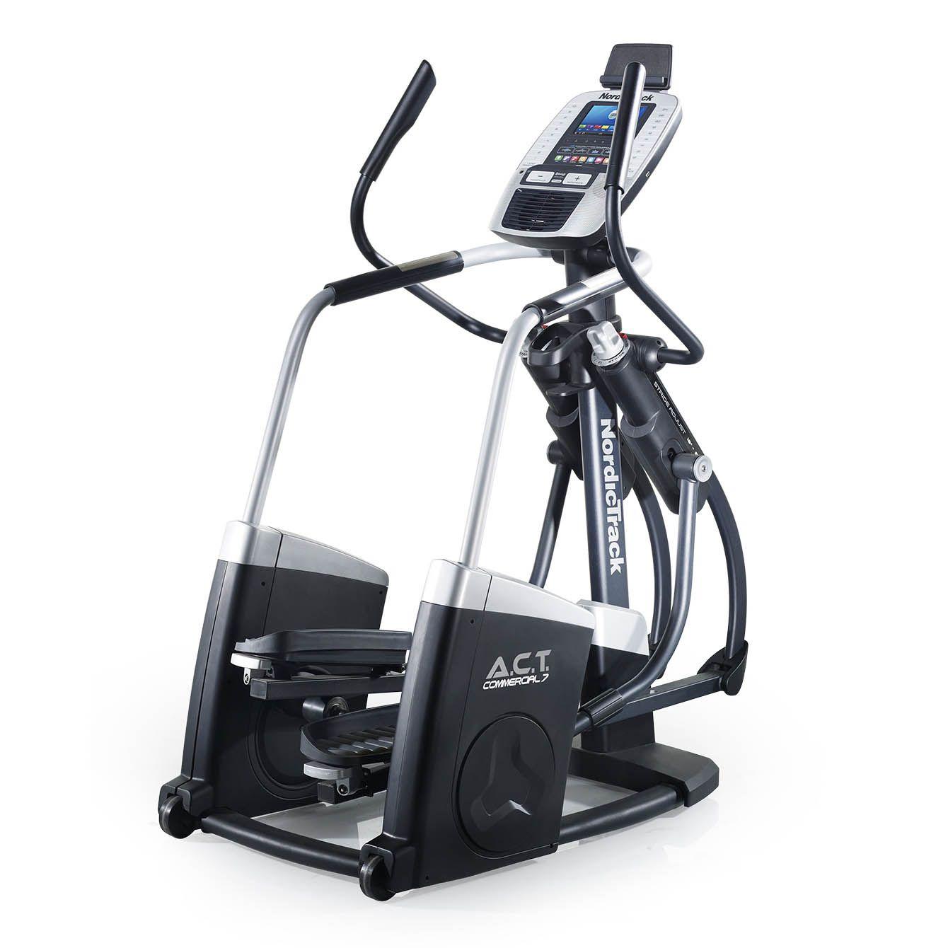 NordicTrack A.C.T. Commercial 7 Elliptical Cross Trainer