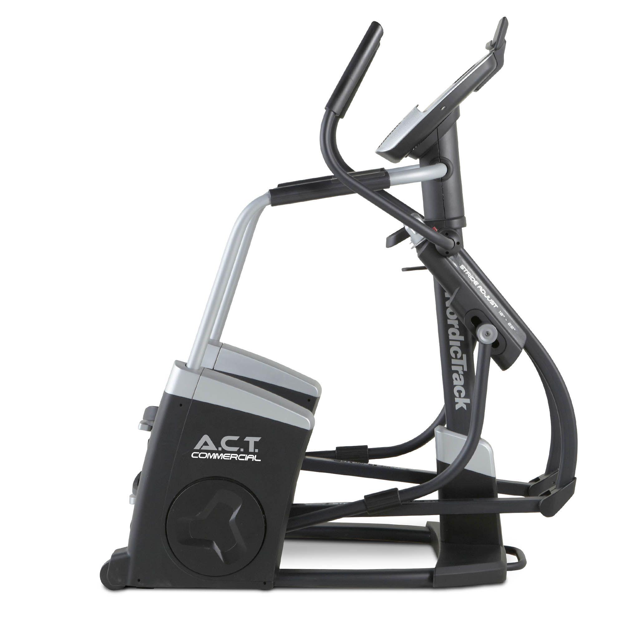 NordicTrack A.C.T. Commercial Elliptical Cross Trainer