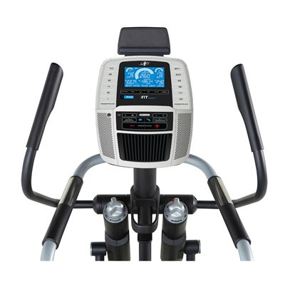 NordicTrack A.C.T. Commercial Elliptical Cross Trainer - Console img