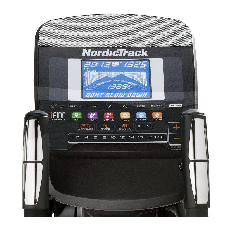 NordicTrack Audiostrider 400 Elliptical Cross Trainer