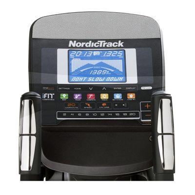 NordicTrack Audiostrider 400 Elliptical Cross Trainer - Console