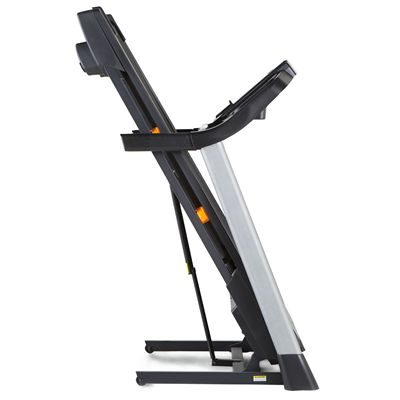 NordicTrack C100 Treadmill - Folded