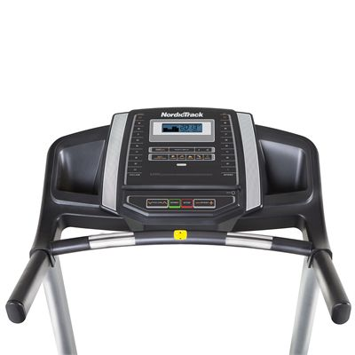 NordicTrack C100 Treadmill - Console