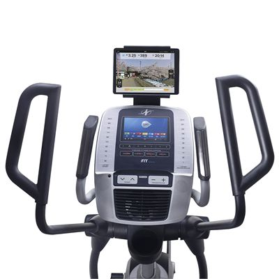 NordicTrack C9.5 Elliptical Cross Trainer - Console