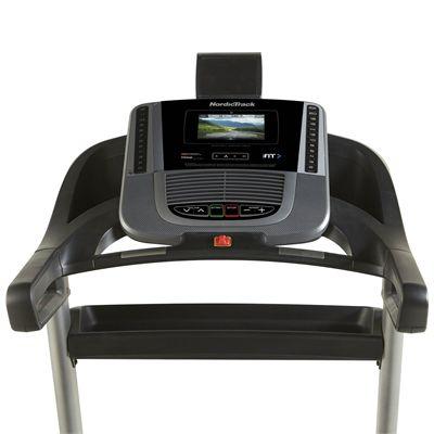 NordicTrack C990 Treadmill 2018 - Console
