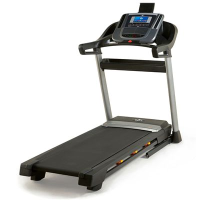 NordicTrack C990 Treadmill-Back View