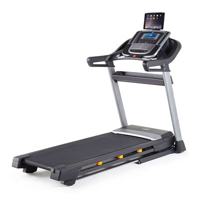 NordicTrack C990 Treadmill with iPad