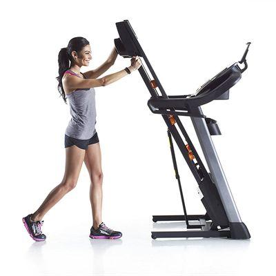 NordicTrack C 1650 Treadmill - Folded