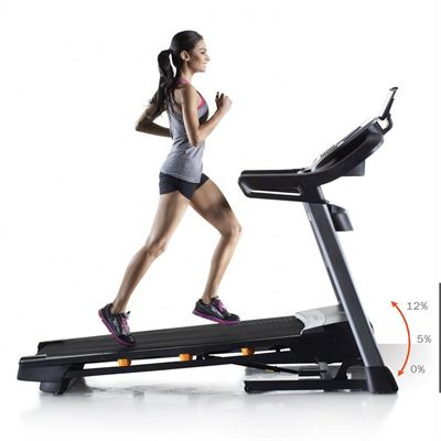NordicTrack C 1650 Treadmill - Lifestyle5a