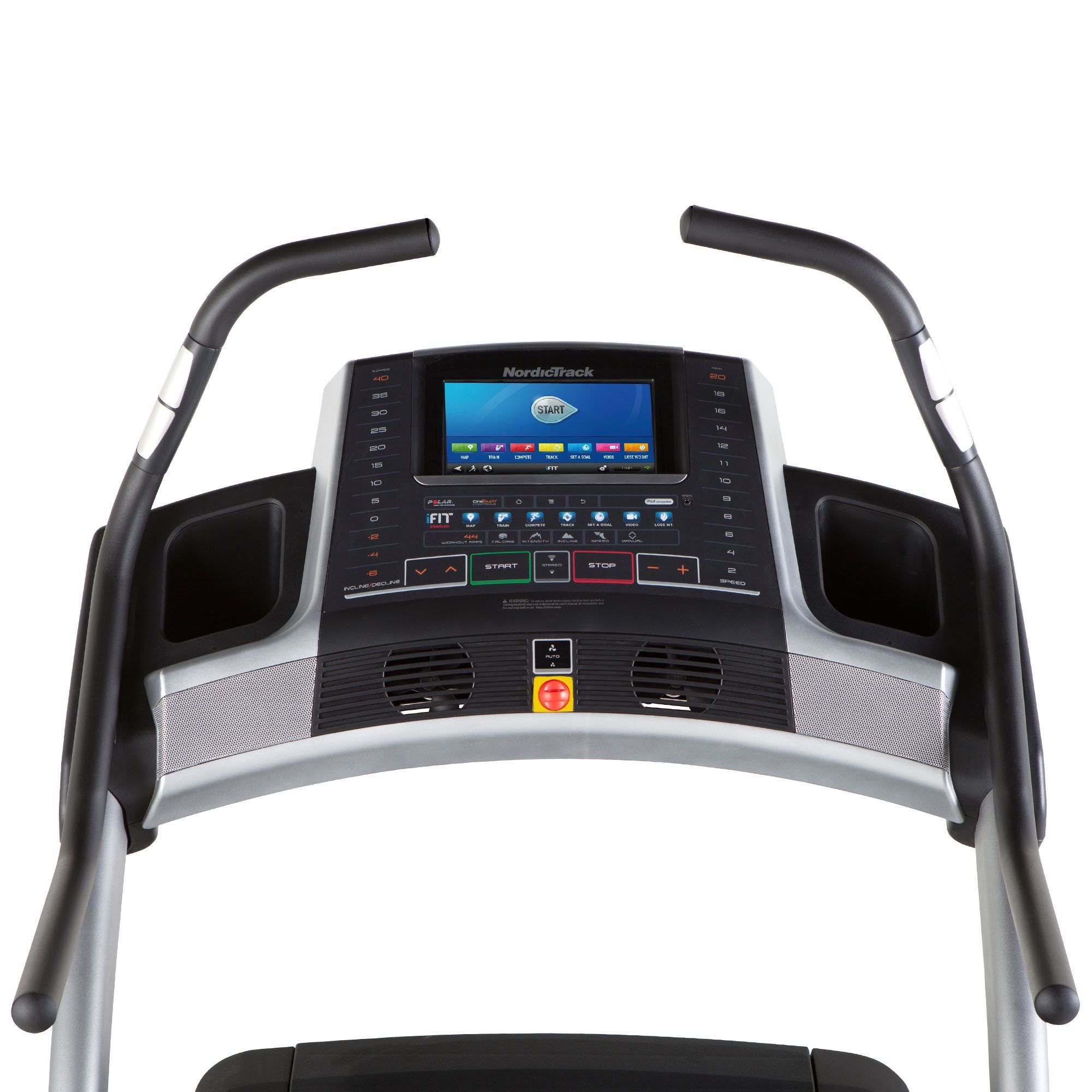 nordictrack incline trainer x3 manual