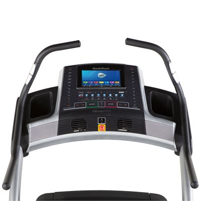 NordicTrack X9i Incline Trainer - Console