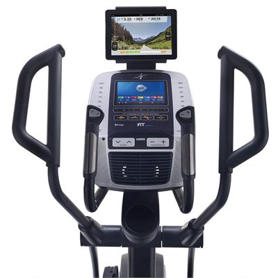 NordicTrack Commercial 12.9 Elliptical Cross Trainer - Console