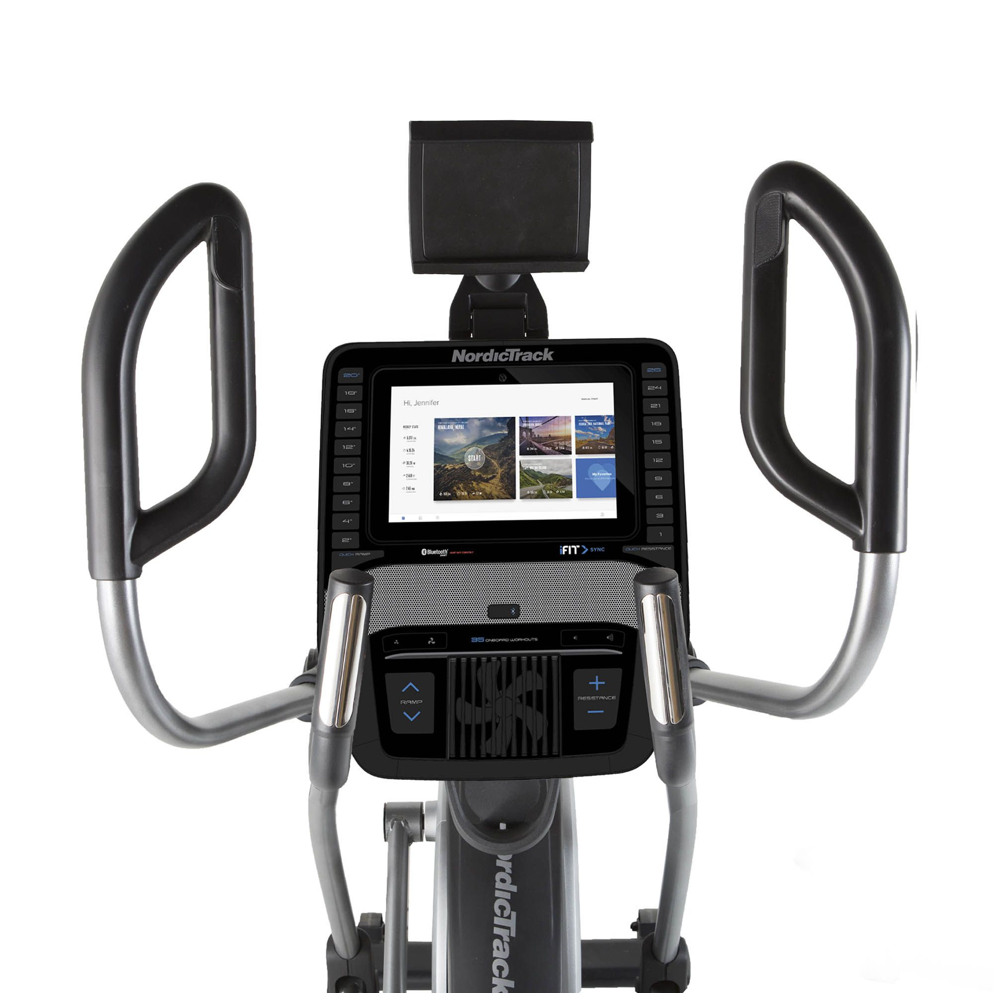 NordicTrack Commercial 14.9 Elliptical Cross Trainer