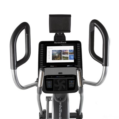 NordicTrack Commercial 14.9 Elliptical Cross Trainer - Console