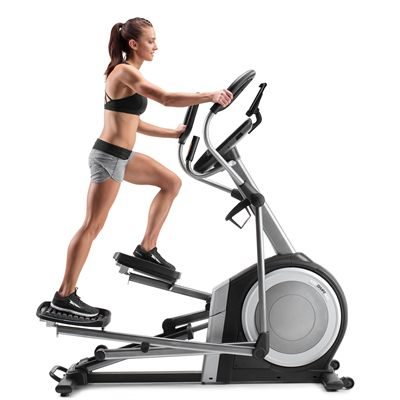NordicTrack Commercial 14.9 Elliptical Cross Trainer - In Use2