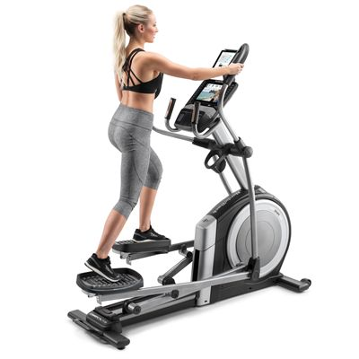 NordicTrack Commercial 14.9 Elliptical Cross Trainer - In Use