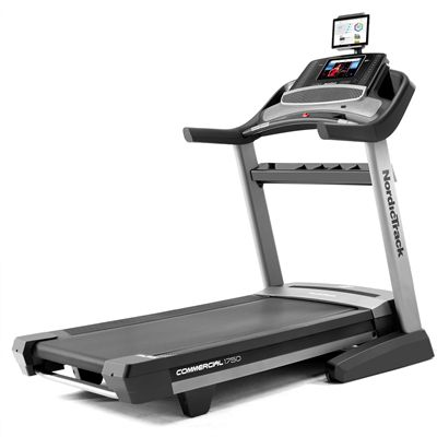 NordicTrack Commercial 1750 Treadmill 2019 - Tablet holdrer