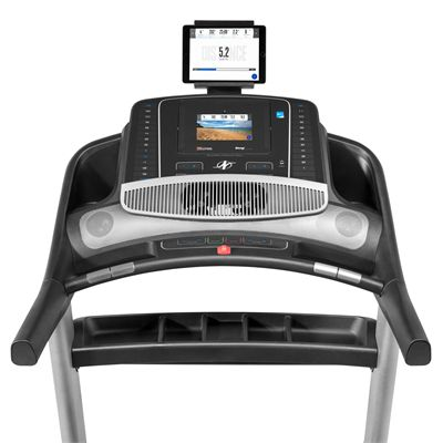 NordicTrack Commercial 1750 Treadmill 2018 - Console