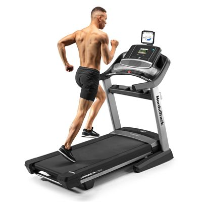NordicTrack Commercial 1750 Treadmill 2018 - In Use1