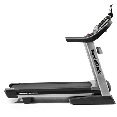 NordicTrack Commercial 1750 Treadmill 2018 - Side