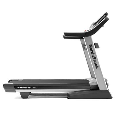 NordicTrack Commercial 1750 Treadmill 2019 - Side