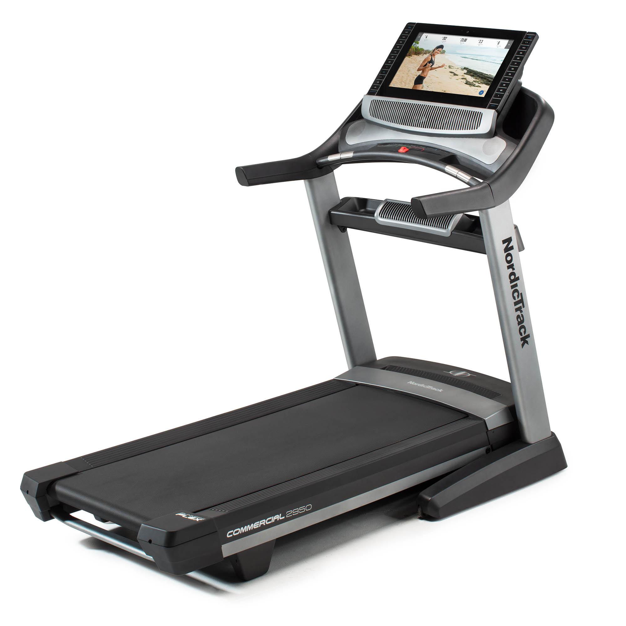 NordicTrack 2950C Folding Treadmill