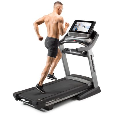 NordicTrack Commercial 2950 Treadmill 2018 - In Use1