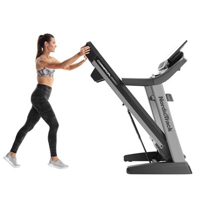 NordicTrack Commercial 2950 Treadmill 2019 - Folded