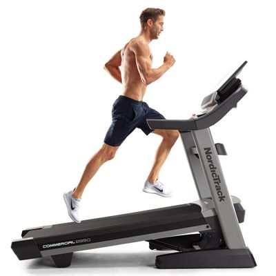 NordicTrack Commercial 2950 Treadmill 2019 - In Use 1