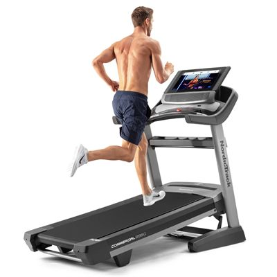 NordicTrack Commercial 2950 Treadmill 2019 - In Use 2