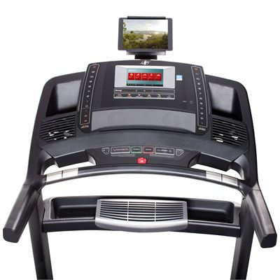 NordicTrack Commercial 1750 Treadmill - Console