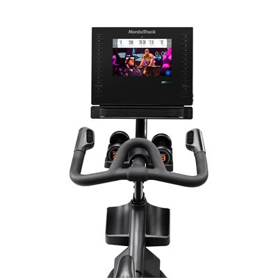 NordicTrack Commercial S10i Studio Indoor Cycle - Console