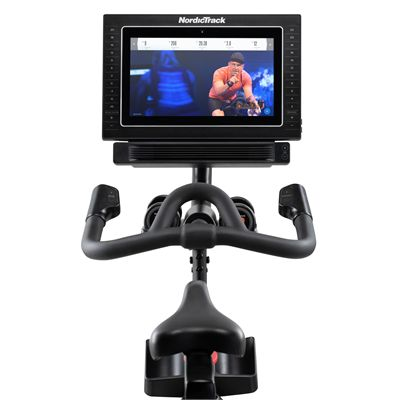 NordicTrack Commercial S15i Studio Indoor Cycle - console
