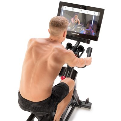 NordicTrack Commercial S22i Studio Indoor Cycle - In Use 3