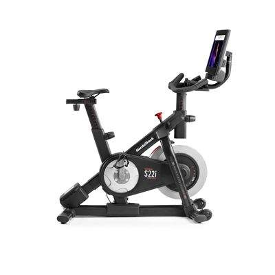 NordicTrack Commercial S22i Studio Indoor Cycle - Side View