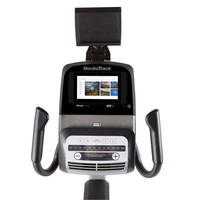 NordicTrack Commercial VR25 Recumbent Exercise Bike - Console