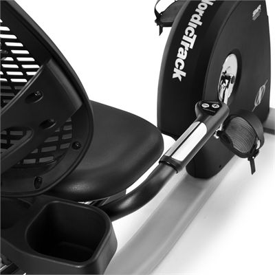 NordicTrack Commercial VR25 Recumbent Exercise Bike - Zoom