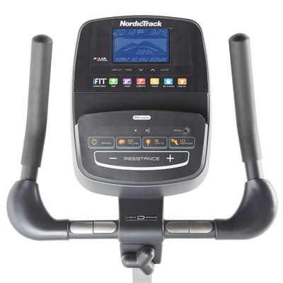 NordicTrack GX3.4 Exercise Bike Console Image