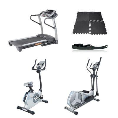 NordicTrack Complete Fitness Set