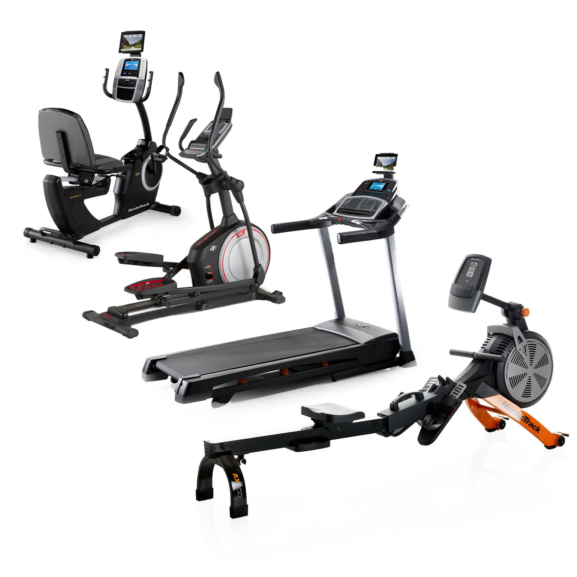 NordicTrack Complete Home Fitness Set