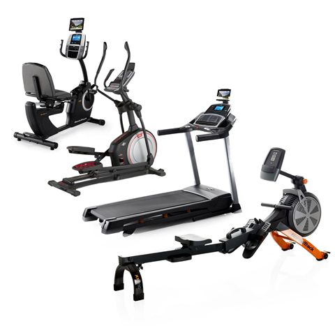 NordicTrack Complete Home Fitness Set