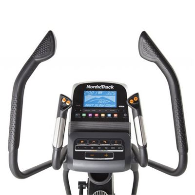 NordicTrack E12.2 Elliptical Cross Trainer - Console
