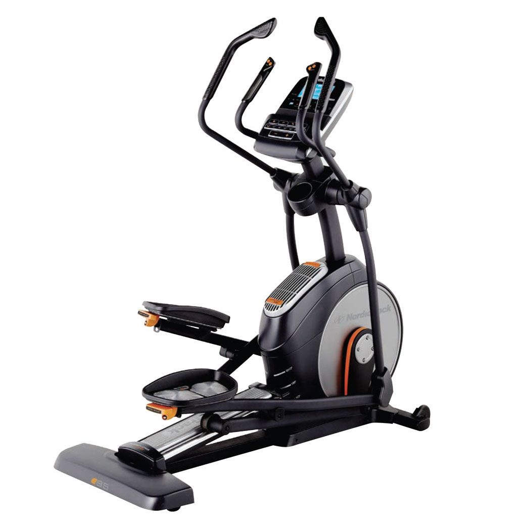 New Nordictrack Freestride Trainer Fs5i: Nordic Track Elliptical Distance To Miles, Sole Fitness
