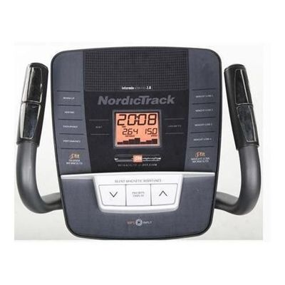 NordicTrack E7 sv Elliptical Cross Trainer Console