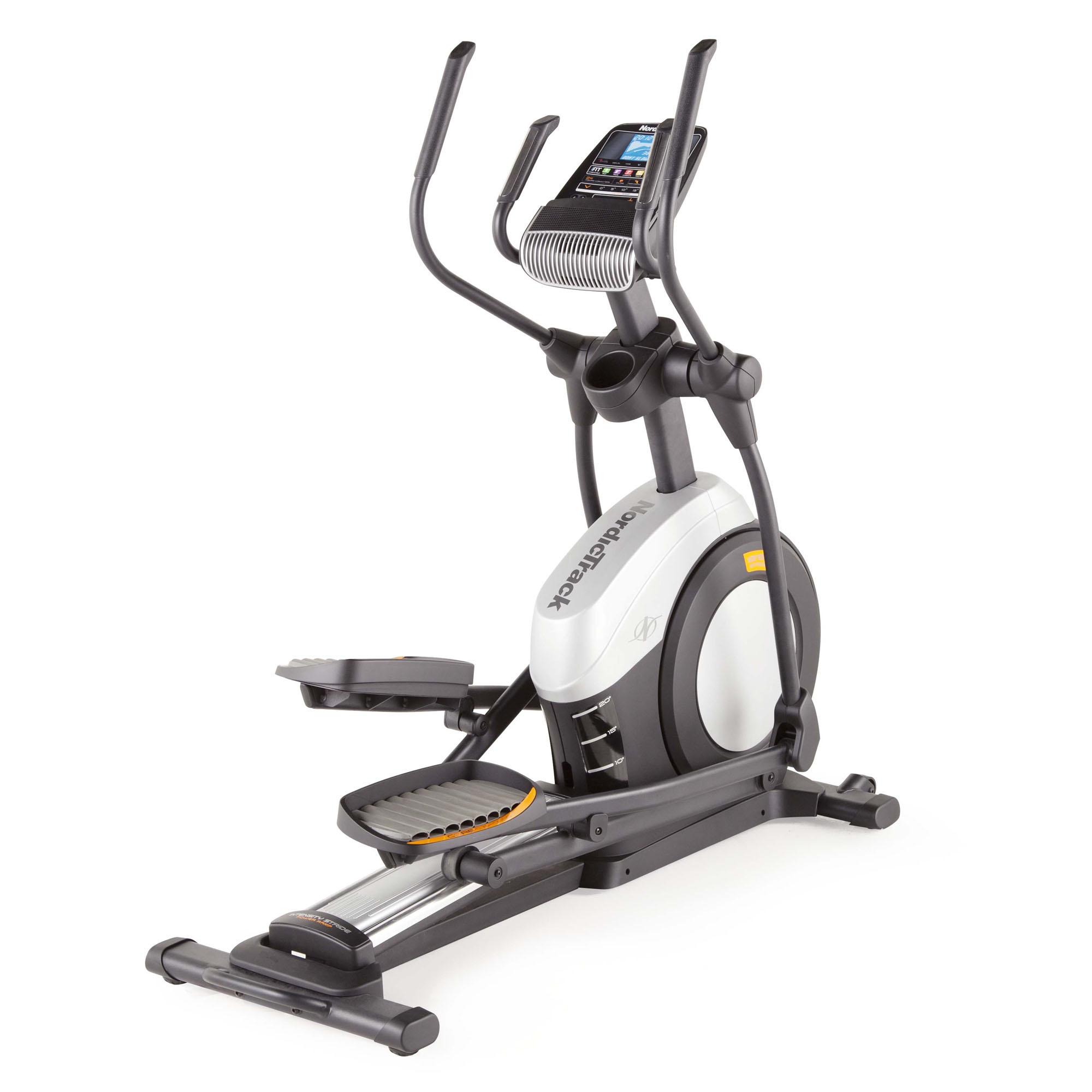 Folding Space Saving Elliptical Cross Trainer For Home